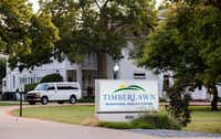 Timberlawn Behavioral Health System in Dallas(Ashley Landis/Staff Photographer)