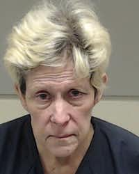 Judy Sinclair Darst(Collin County Sheriff's Office)