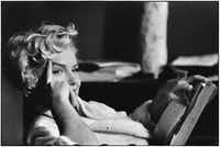 American actress Marilyn MONROE, 1956, courtesy of Elliot Erwitt/MAGNUM PHOTOS and PDNB Gallery, Dallas, TX