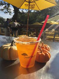 Pumpkin margarita anyone?(Mutts)