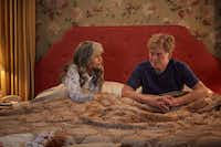 Robert Redford and Jane Fonda in  <i>Our Souls At Night</i>.   (Kerry Brown, Netflix)
