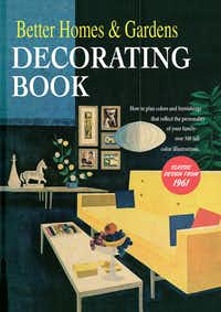 Better Homes & Gardens Decorating Book(Houghton Mifflin Harcourt)
