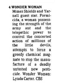 "From ""Channel Choices"" in the Nov. 3, 1978, edition of <i>The Dallas Morning News</i>(Staff Archives)"