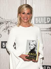 """<p>Gretchen Carlson&nbsp; visits Dallas on Friday to take part in&nbsp;""""Jump Off a Cliff,"""" the latest installment of the storytelling series Oral Fixation (An Obsession With True Life Tales) at Winspear Opera House's Hamon Hall</p>(Andy Kropa/Invision)"""