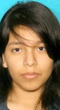 Jocelyn Sarabia-Marlon was shot and killed in the front yard of her family's home, Garland police said(Garland police)
