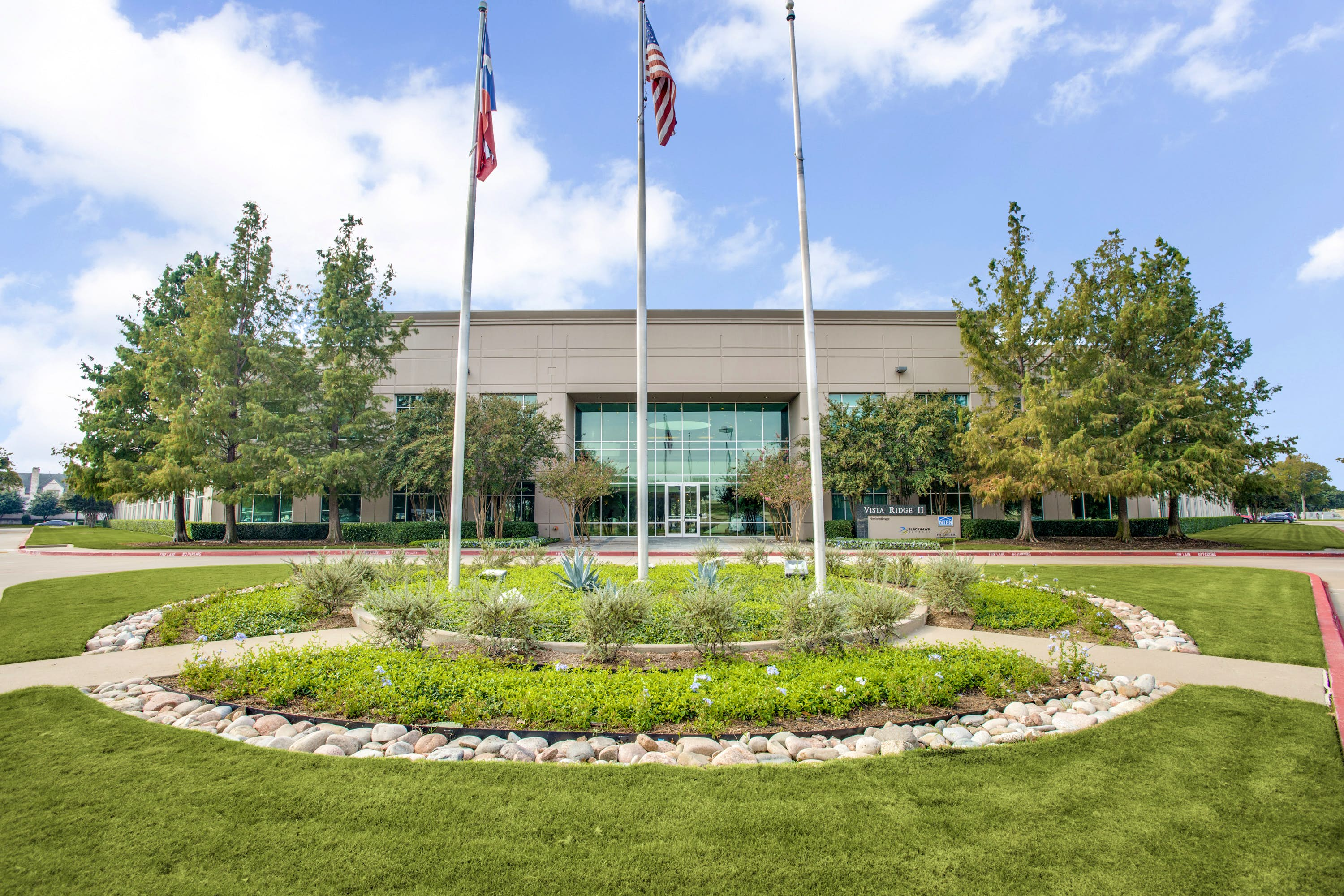 Lewisville Campus That Was Home To Chase Bank Has A New