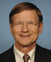 Rep. Lamar Smith announced Thursday he will leave Congress at the end of this current term. (United States Congress)(United States Congress/TNS)