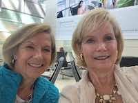 "<p><span style=""font-size: 1em; background-color: transparent;"">Barbara Jo Thomas (right) of McKinney and Beverly Ann Skripsy of Scottsdale, Ariz. were killed when they were pulled into the ocean by a massive wave.</span></p>(KXAS-TV (NBC5))"