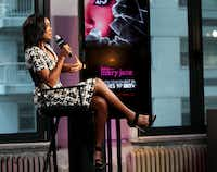 Gabrielle Union once tore younger actresses to shreds ... until a friend prompted her to reconsider her actions.(Aurora Rose/The Associated Press)
