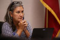 "<p>Gloria Levario, current president of the Dallas County Schools board, has said&nbsp;<span style=""font-size: 1em; background-color: transparent;"">trustees were ""bamboozled"" because they initially had no reason to doubt how Dallas County Schools was being run.</span></p>(Andy Jacobsohn/Staff Photographer)"