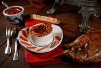 <p>Duck a l'Orange Soufflé</p>(Jae S. Lee/Staff Photographer)