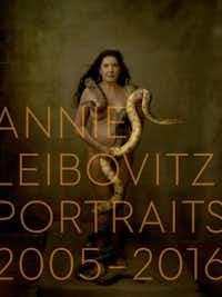 "<p><i></i></p><p><i><br><i style=""font-size: 1em; background-color: transparent;""></i><br></i></p><p></p><p style=""display: inline !important;"">Marina Abramović on the cover of</p>Annie Leibovitz: Portraits 2005-2016.(Phaidon/(c) Annie Leibovitz)"