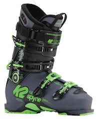 K2's Heated Ski Boots(K2)