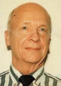 Dr. Percy E. Luecke Jr. helped lead Dallas County's polio immunization drive in 1962.