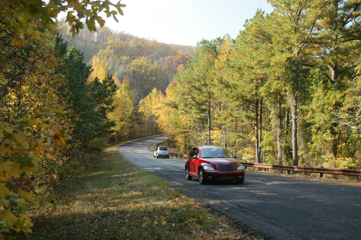 See Spectacular Fall Foliage And Budget Friendly Charm On This