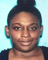 Gabrielle Simmons, killed during a robbery at the Dollar General store where she worked.