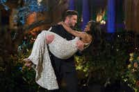 Accomplished Texas attorney Rachel Lindsay took a recess from the courtroom to start her search for happily ever after in the 13th edition of <i>The Bachelorette</i>(Paul Hebert/ABC)