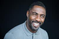 Idris Elba(Damon Winter/The New York Times)