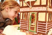 The stroll starts Friday and lasts through Dec. 1.(Gingerbread Stroll)
