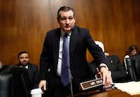 "Texas Sen. Ted Cruz has said granting Dreamers a path to citizenship would be a ""serious mistake."" (Carolyn Kaster/The Associated Press)"