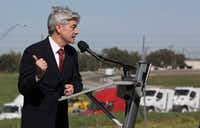 <p>Texas Transportation Commission member Victor Vandergriff (File 2016/Staff)<br></p>