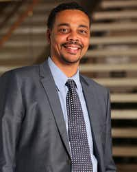 Marlon Rollins, Dallas Park Board member(City of Dallas)