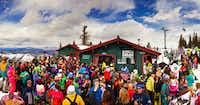 Aspen's Cloud Nine attracts stars of stage, screen and politics, including Malia Obama last season. (Aspen Skiing Company)