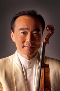 Violinist Cho-Liang Lin(Courtesy/Chamber Music International)