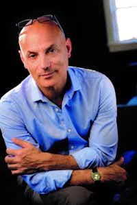 Daniel Mendelsohn, author of <i>An Odyssey: A Father, a Son, and an Epic</i>(Matt Mendelsohn/Knopf)