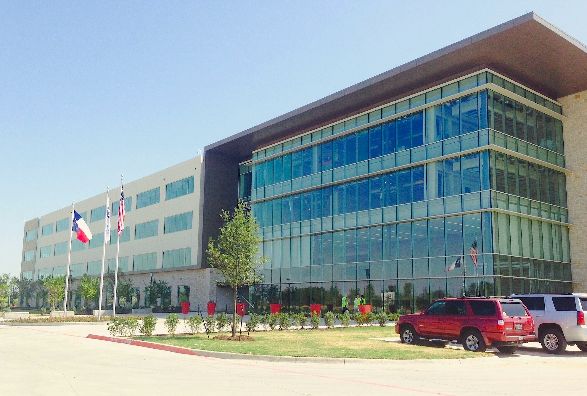 Legacy Wests FedEx fice headquarters in Plano is sold to