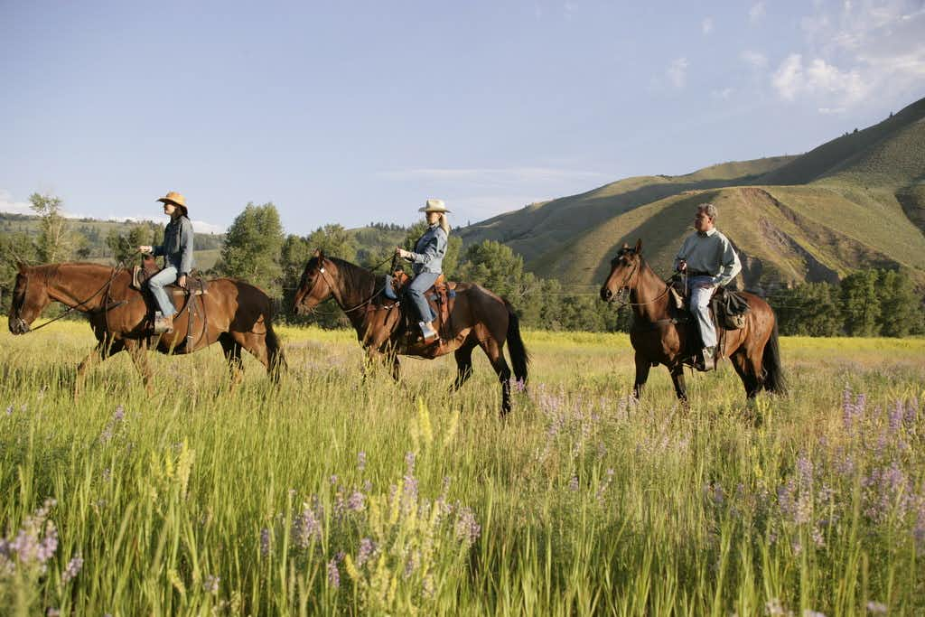 The Snake River Sporting Club in Jackson Hole, Wyoming offers girls getaway options. (Snake River Sporting Club)
