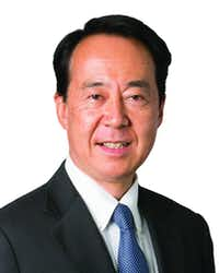 Shin Takahashi, chairman of NEC Corporation of America, Inc.(NEC Corporation of America/NEC Corporation of America)