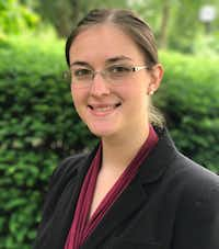 Samantha Fuchs, an engineering doctoral student at the University of Texas at Austin(Samantha Fuchs)