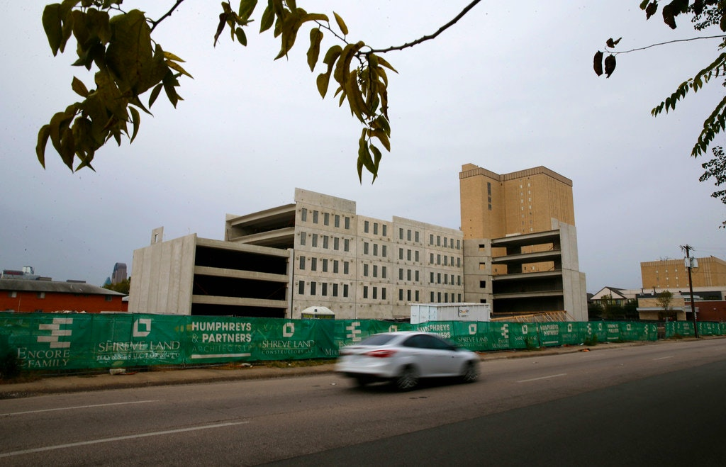 East Dallas Apartments Can Resume Construction As Legal