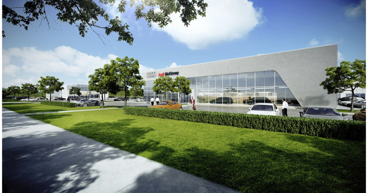 Carl Sewell Opens Th Dealership With New Audi Location In McKinney - Sewell audi