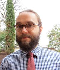 Patrick Troester, a history doctoral student at Southern Methodist University(Courtesy of Patrick Troester)