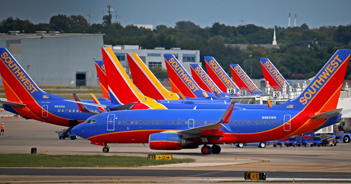 south wes air lines problems alternatives