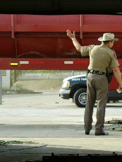 Trucking Company Owner Charged With Paying Off Texas Trooper For
