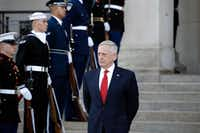Defense Secretary Jim Mattis (Alex Brandon/The Associated Press)