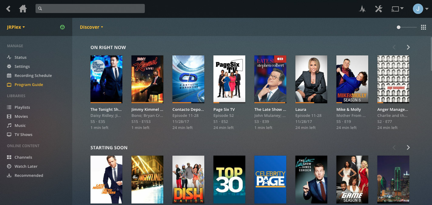 Listen up, cord cutters: Plex media server adds live over
