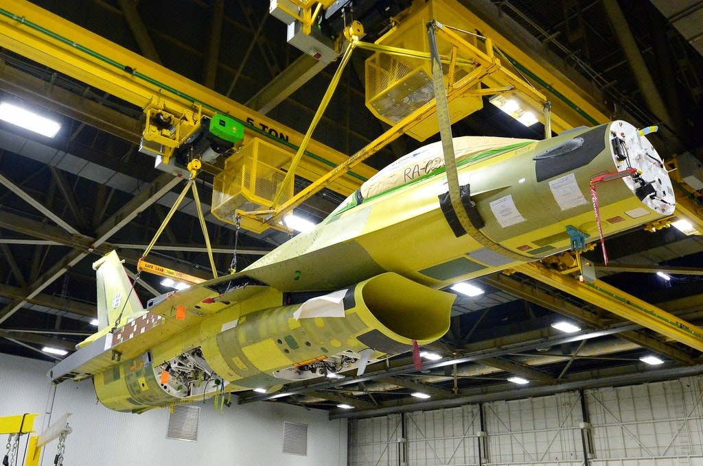 Fort Worth Made F 16 Moves Out To Make Room For Lockheed S Modern