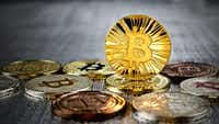 <p>Bitcoin's stratospheric price surge has delighted investors but sparked fears of a bubble.</p>(Dreamstime/TNS)