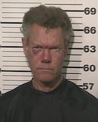 Randy Travis(Grayson County Sheriff's Office)