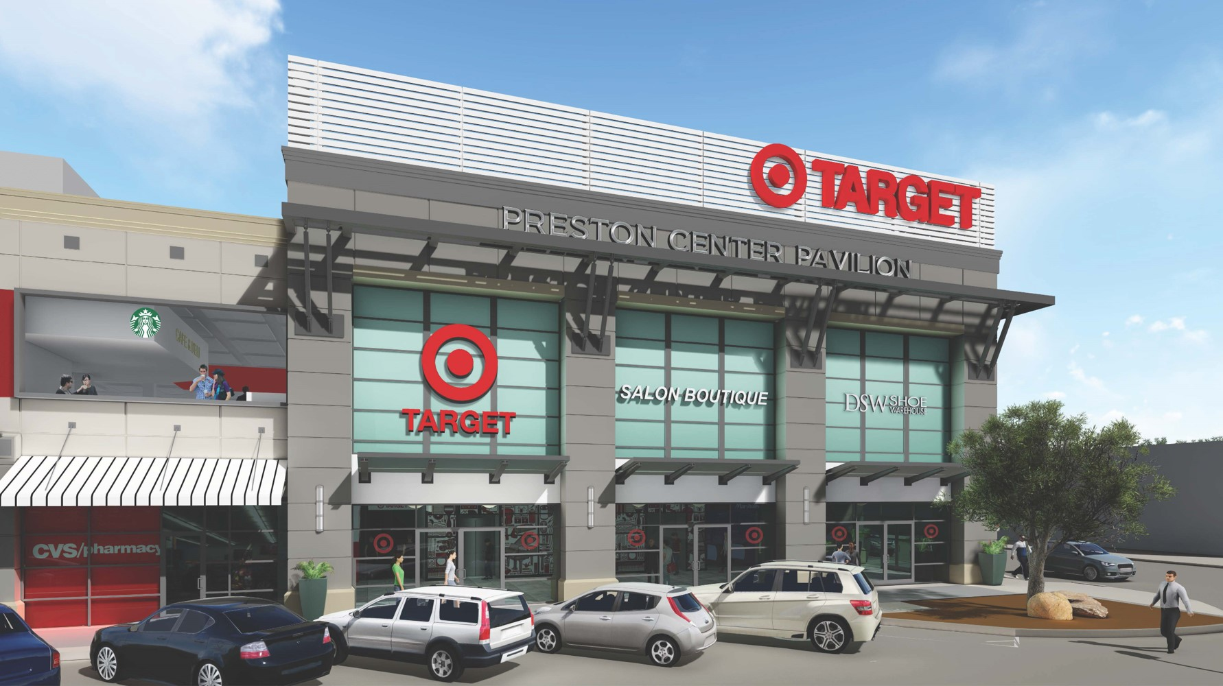 Target To Open Its First Small Concept Store In Dallas Fort Worth