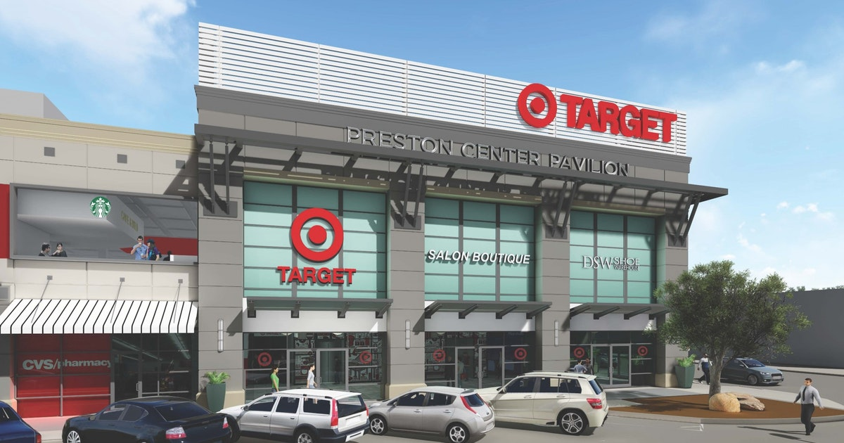 1b319a035f2 Target to open its first small-concept store in Dallas-Fort Worth ...