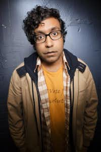 Hari Kondabolu(Courtesy<div><br></div>/Hari Kondabolu website)