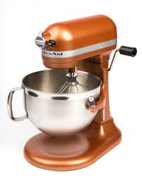 KitchenAid Pro 600 Series in Copper Pearl(Ashley Landis/Staff Photographer)