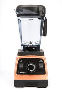 Vitamix Professional Series 750 in Copper(Ashley Landis/Staff Photographer)