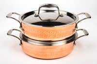Lagostina casserole pan(Ashley Landis/Staff Photographer)