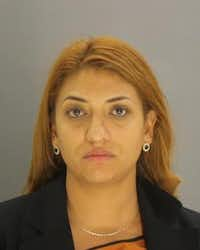 Flor Flores(Dallas County jail)